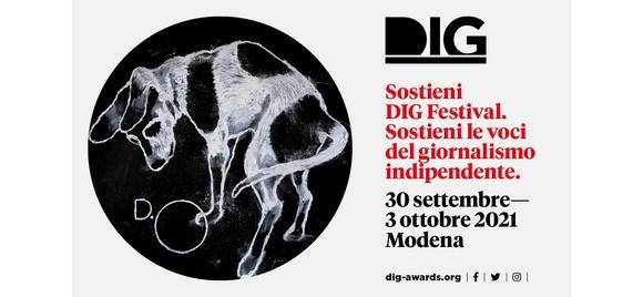 DIG Festival trova casa stabile a Modena. L'iniziativa ha il patrocinio dell'Ordine regionale