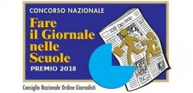 Fare il giornale nelle scuole 2018