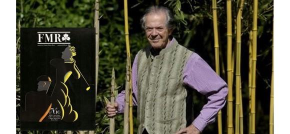 Addio Franco Maria Ricci. Editore, giornalista, padre nobile di FMR, geniale e raffinato cultore della Bellezza