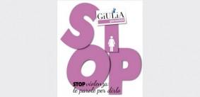 Giulialibro stop violenza donne cover