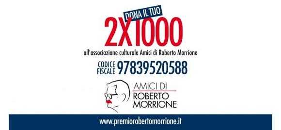 Il 2×1000 all'Associazione Amici di Roberto Morrione a sostegno del Premio per le inchieste giornalistiche degli under 30