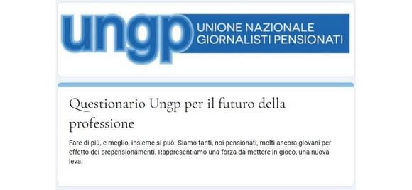 Indagine dell'Unione nazionale giornalisti pensionati (UNGP) sul futuro della professione. Questionario per i colleghi
