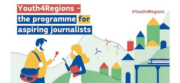 """""""Youth4Regions"""": concorso della UE per aspiranti reporter. Opportunità per 33 giovani. Domande fino al 13 luglio 2020"""