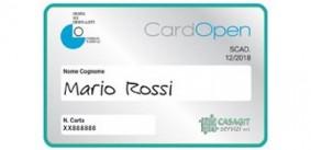 card open casagit 0k