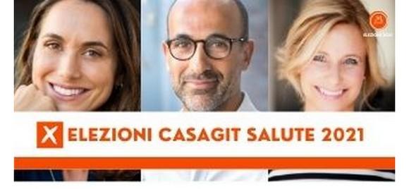 CASAGIT: Emilia-Romagna maglia nera nell'affluenza al voto. Eletti i 4 delegati: Claudio Cumani, Marco Balestrazzi, Paola Cascella e Lucio Diletti