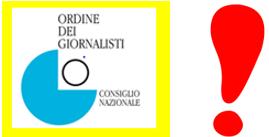 logo odg nazionale esclamativo