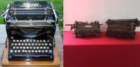 macchine da scrivere olivetti odg