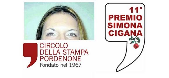 Premio giornalistico Simona Cigana. I lavori devono essere inviati entro il 10 luglio 2020