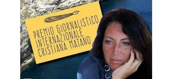 Ultimi giorni per partecipare al Premio giornalistico internazionale Cristiana Matano. Deadline 31 maggio 2020