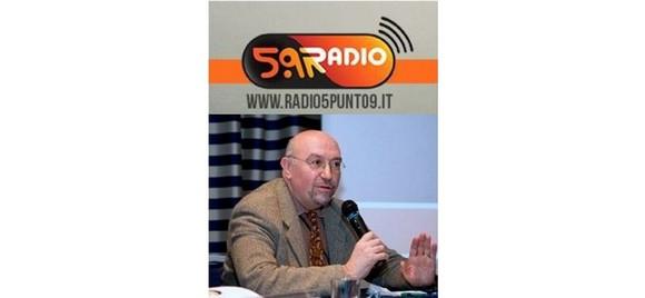 Il giornalismo al tempo del Coronavirus. Radio 5.9 di Carpi intervista il Presidente dell'Ordine regionale Giovanni Rossi