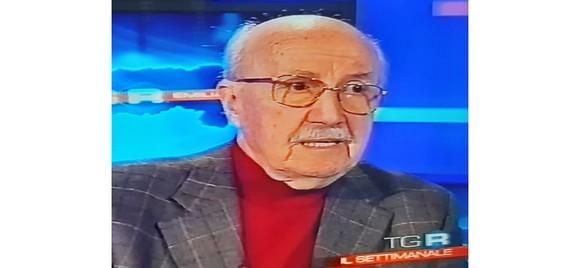 A quasi 94 anni scompare Umberto Cavezzali, il pioniere della Rai regionale